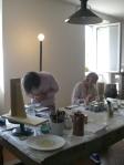 workshop d'arte ceramica 18-19-20 settembre 2009