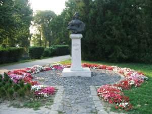 Parco Elisabetta nella citta di Esztergom